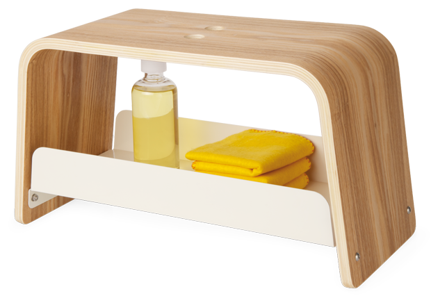 Step Up Storage Stool Universal Expert